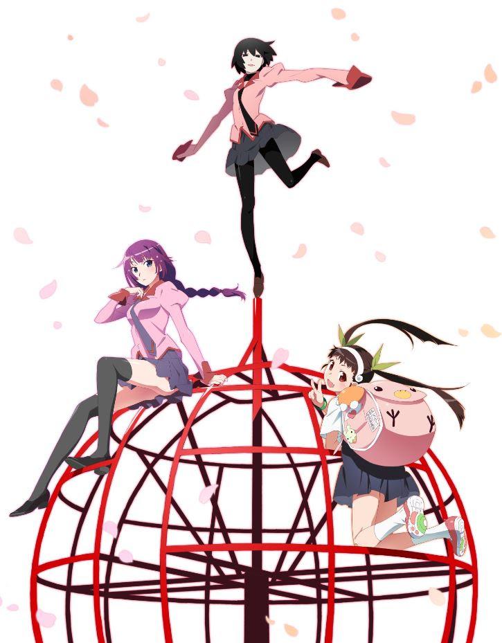 Capitulos de Owarimonogatari Ge 2nd season en HD por Mega