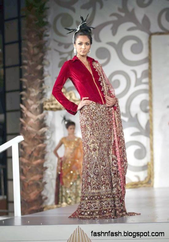Indian-Pakistani-Bridal-Wedding-Dress-Bridal-Couture-fashion-Show-on-Ramp-0