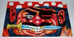 Topps Blockhead - #2 The Pirate