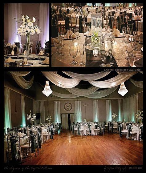 Gorgeous Reception @ The Crystal Ballroom #orlando #fl #