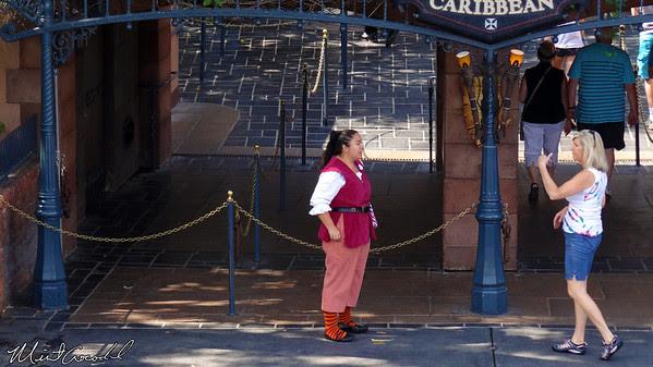Disneyland Resort, Disneyland, New Orleans Square, Pirates of the Caribbean