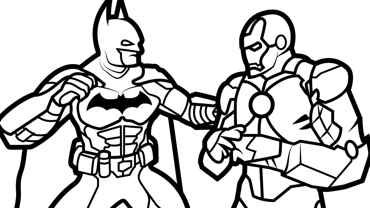Iron Coloring Pages At Getdrawingscom Free For Personal Use Iron