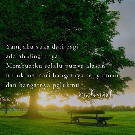 quotes selamat pagi sayang kata kata mutiara