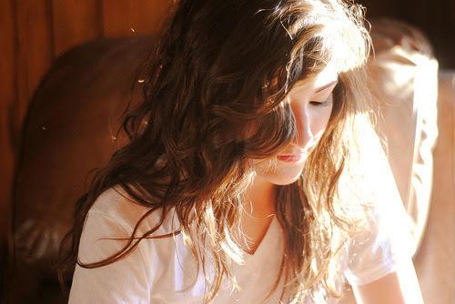 As pessoas costumam dizer que você só sabe que tinha algo quando o  perde. Mas a verdade é que você sempre soube, mas nunca pensou que  poderia perder.