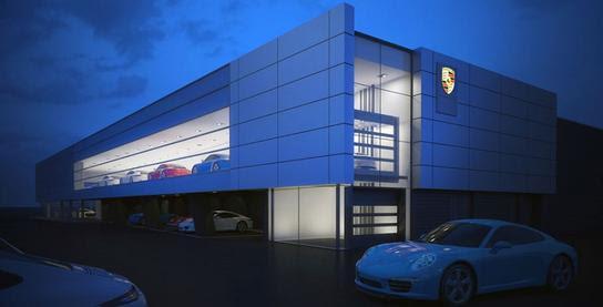 Porsche West Broward Car Dealership In Davie Fl 33331