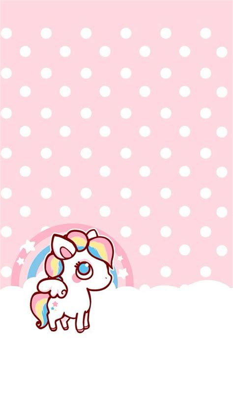 cartoon unicorn wallpapers wallpaper cave