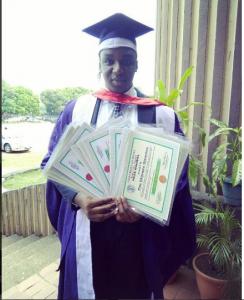 Meet UNIBEN Medical Student Who Grabbed 19 Awards