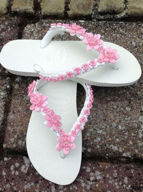 Decorated Flip flops   kids crafts and art   Pinterest