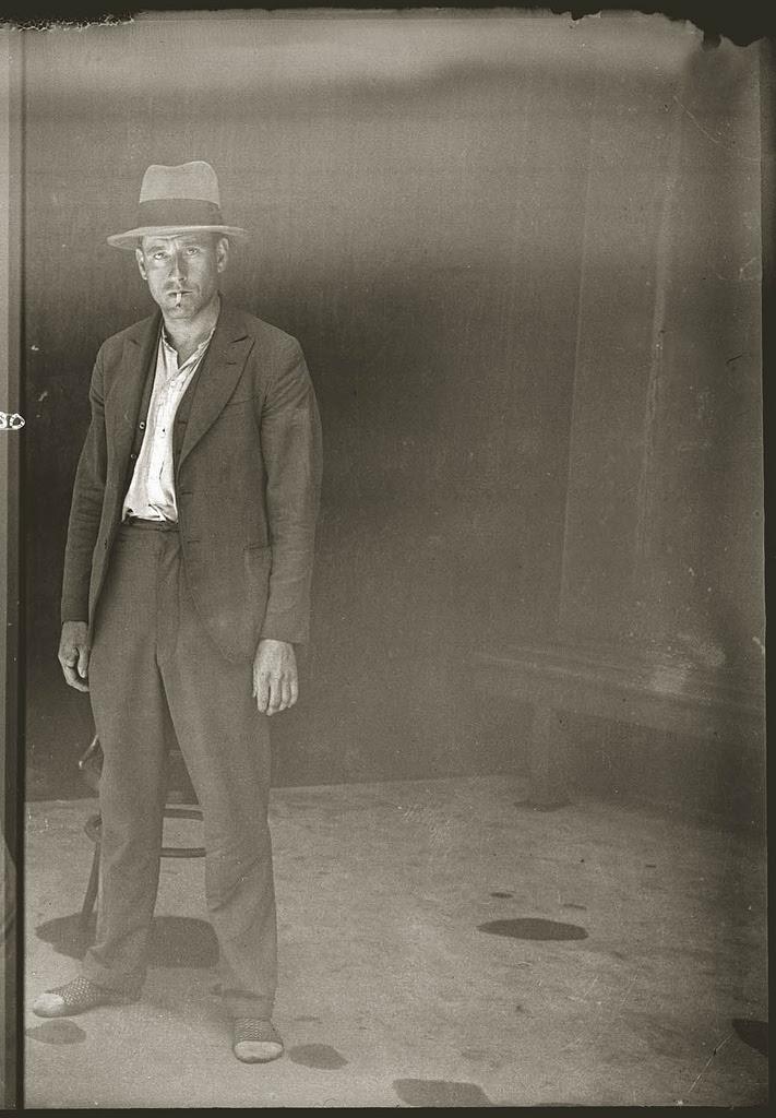 photo police sydney australie mugshot 1920 42 Portraits de criminels australiens dans les années 1920  photo photographie histoire featured art