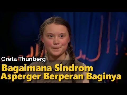 Greta Thunberg Tentang Bagaimana Sindrom Asperger Membantunya