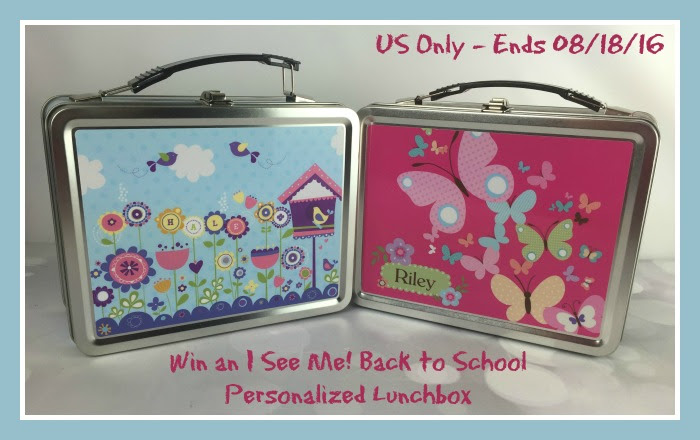 I-See-Me-Personalized-Lunchbox Giveaway