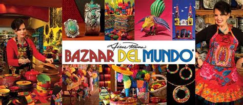 Bazaar Del Mundo's Shops Offer a Unique Shopping