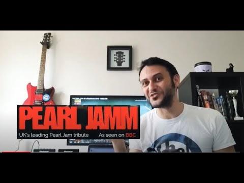 I Pearl Jam contro una cover band