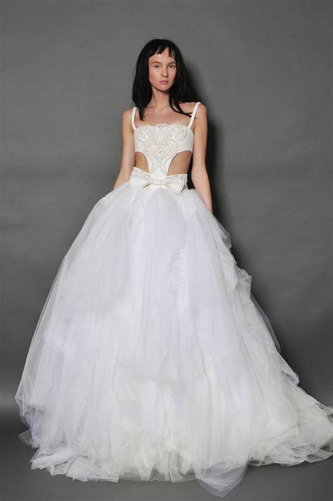 Vera Wang's Fall 2016 Wedding Dress Collection   Arabia