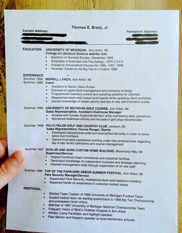 Executive Resume Blog
