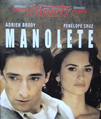 Póster de la película Manolete