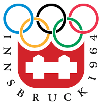 1964 Innsbruck Olympic logo photo 1964_Winter_Olympics_logo.png