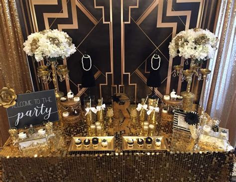 "Great Gatsby / Birthday ""The Roaring 20's (Great Gatsby"