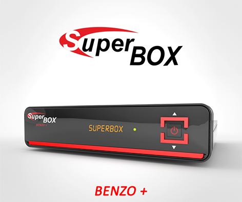 SUPERBOX BENZO (+) NOVA ATUALIZAÇÃO V1.102 - 15/09/2017