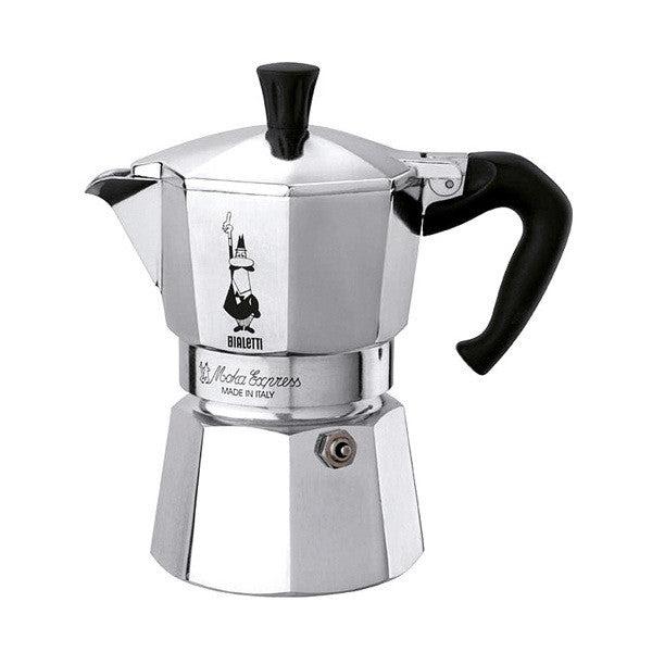 Bialetti Moka Express Stovetop Espresso Maker / Moka Pot | Cape Coffee Beans