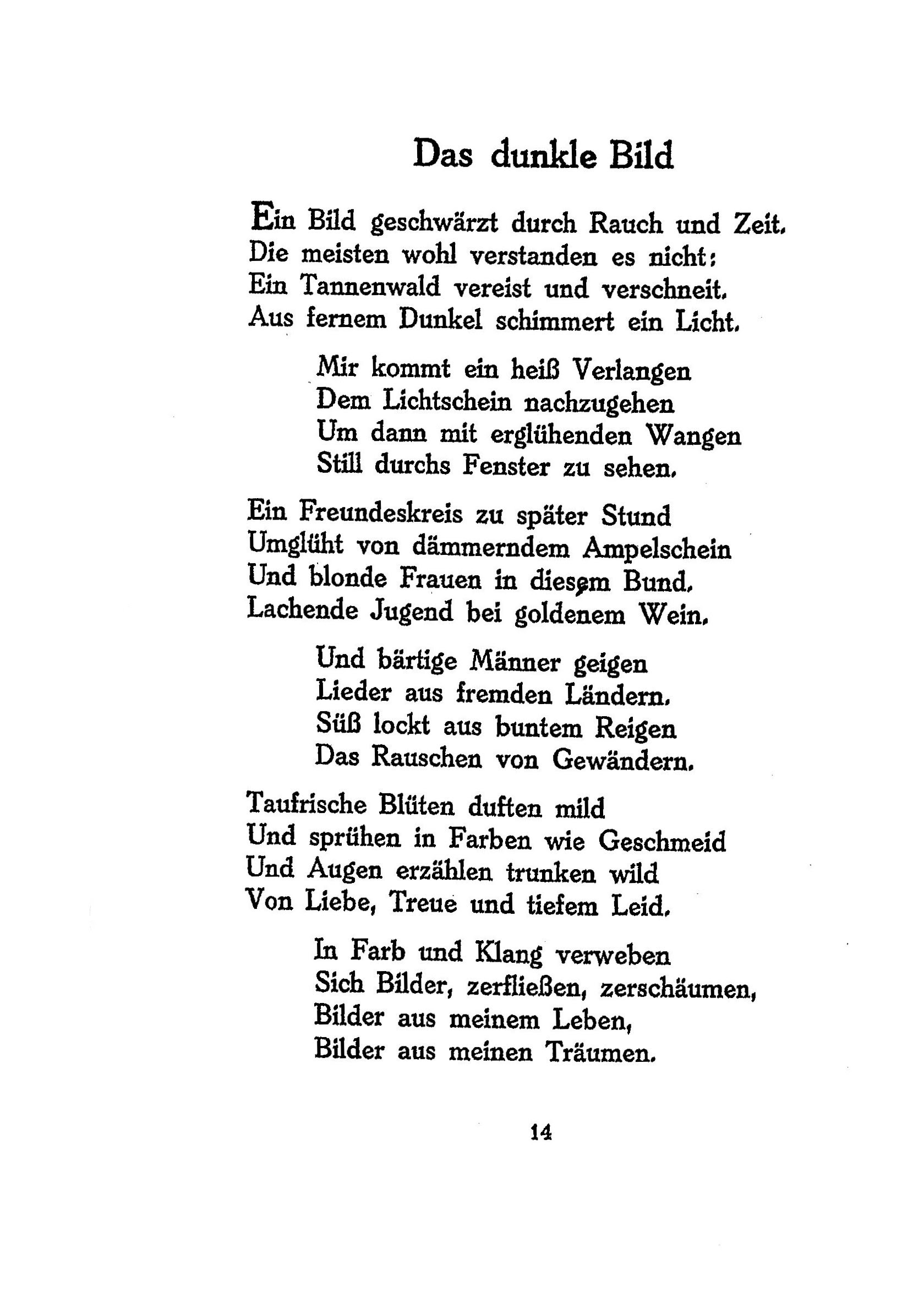 Gedicht Geburtstag Lustig Ringelnatz Ramesh Mamund