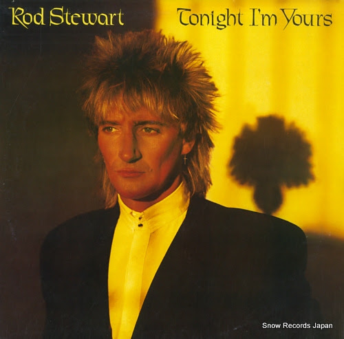 STEWART, ROD tonight i'm yours