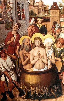 Resultado de imagen para San Vito, por Teoderico de Praga (1365