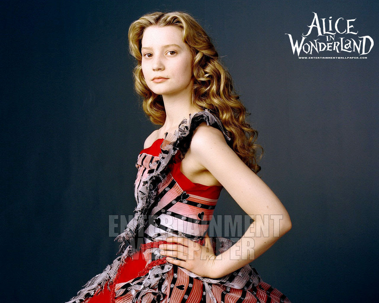 Alice Wallpapers Alice Kingsleigh Wallpaper 30355383