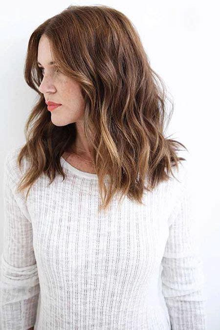 stylish short hairstyles  wavy hair crazyforus