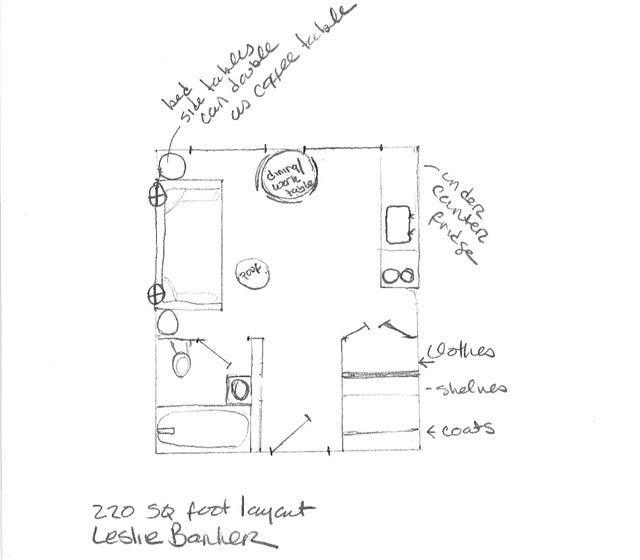 Apartment Floor Plans Vancouver