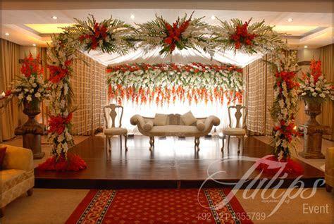 Wedding Stages Reception Designs 2015 For Barat & Walima