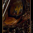 Chromed Harley-Davidson 2 by Gracey