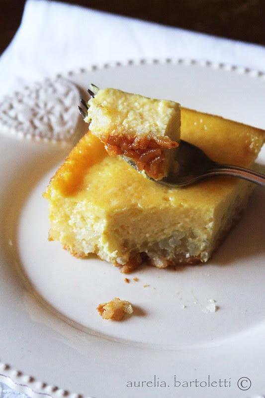 torta di riso Carrarina