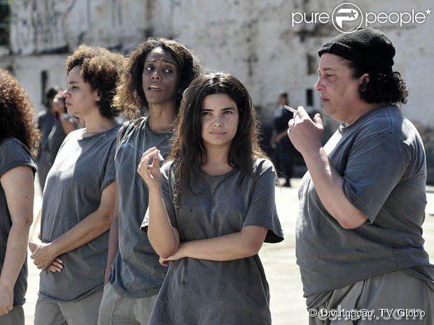 Aline (Vanessa Giácomo) arma uma fuga da prisão, mas acaba morrendo no ultimo capítulo de 'Amor à Vida', em 31 de janeiro de 2014