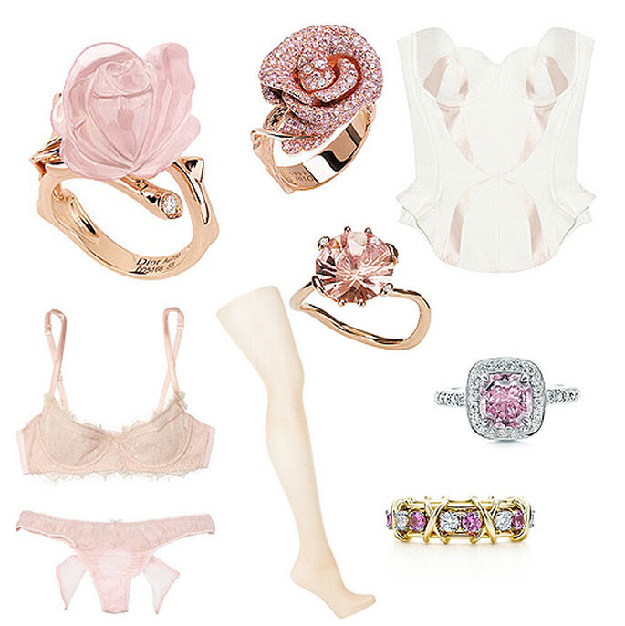 Inspiration for Brides: Ideas for a Pink Wedding ...