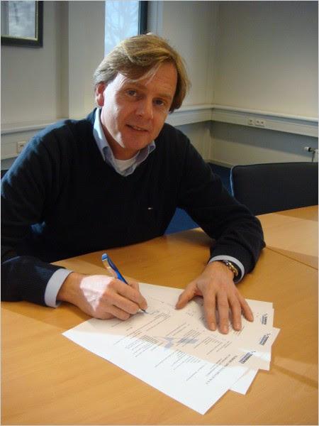 Afbeelding bij  Terberg Specials Belgium NV levert eerste voertuig met EG typegoedkeuringscertificaat