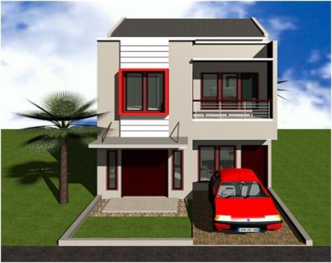 5500 Koleksi Gambar Rumah Minimalis 2 Lantai Ukuran 5x7 Hd Gambar Rumah