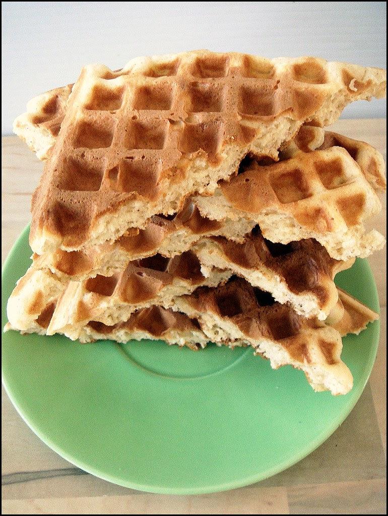 I'm Makin' Waffles!