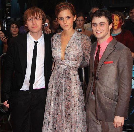 """Οι ηθοποιοί του """"Harry potter"""" τότε και τώρα (22)"""