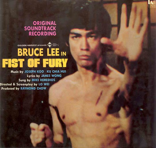 Fist of Fury LP