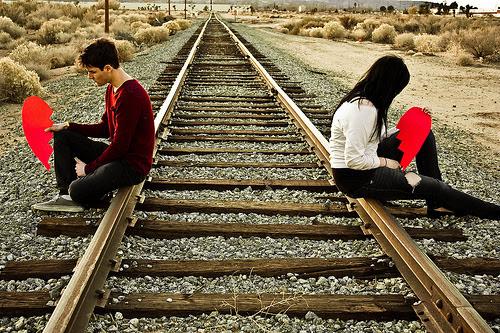 Boy Broken Heart Couple Girl Heart Inspiration Photos
