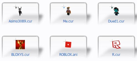 Roblox Old Cursor Download | Get Robux pw