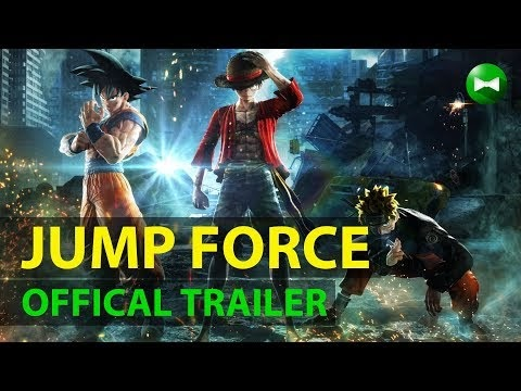 'Jump Force', a Shonen Jump Crossover