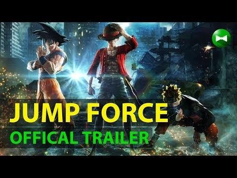 'Jump Force', a Shonen Jump Crossover