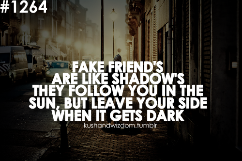 Fake Friends Quotes Famous Quotes And Sayings About Fake Friends