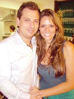 Maurício e Josette no Dona Olga