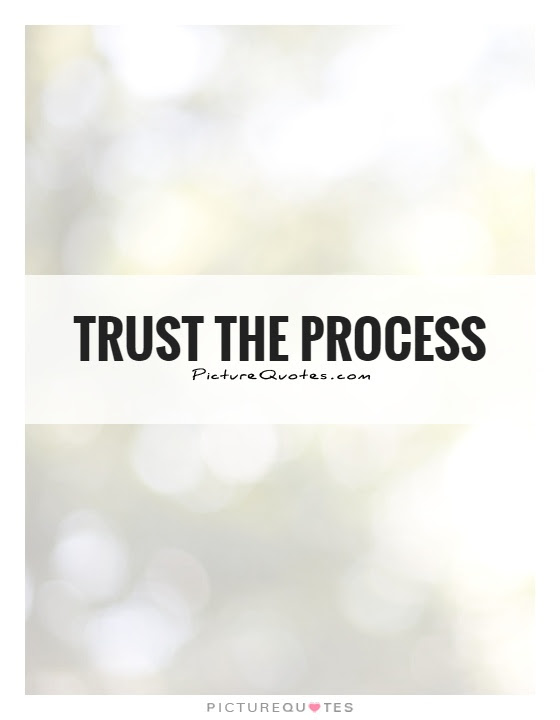 Trust The Process Quotes Sayings Trust The Process Picture Quotes