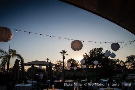 MCAS Officers' Club Wedding   San Diego Wedding Lighting