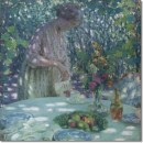 Louis Ritman Tea in the Garden
