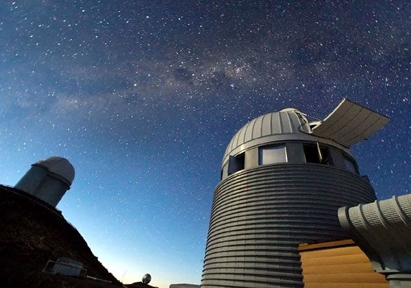 Located in Chile, the La Silla Observatory was used to discover the exoplanet orbiting Alpha Centauri B.
